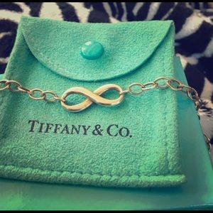 Tiffany & Company Infinity Necklace